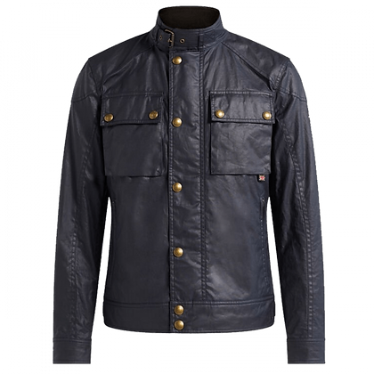 BELSTAFF Racemaster Waxed Cotton Jacket