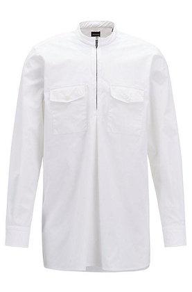BOSS Pullover Overshirt