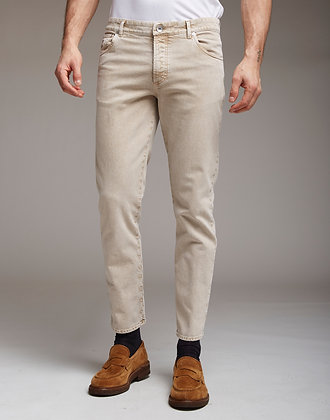 BRUNELLO CUCINELLI Denim Trousers