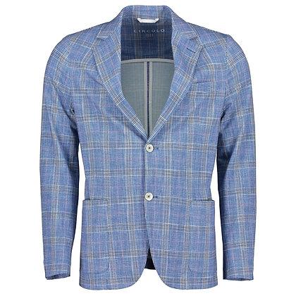 CIRCOLO Plaid Sport Jacket