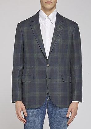 BRUNELLO CUCINELLI Plaid Jacket