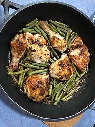 One pan honey garlic chicken photo.jpg
