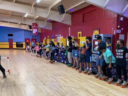 Press Release: Rolloway Productions Advances Social-Emotional Learning through Roller Skating