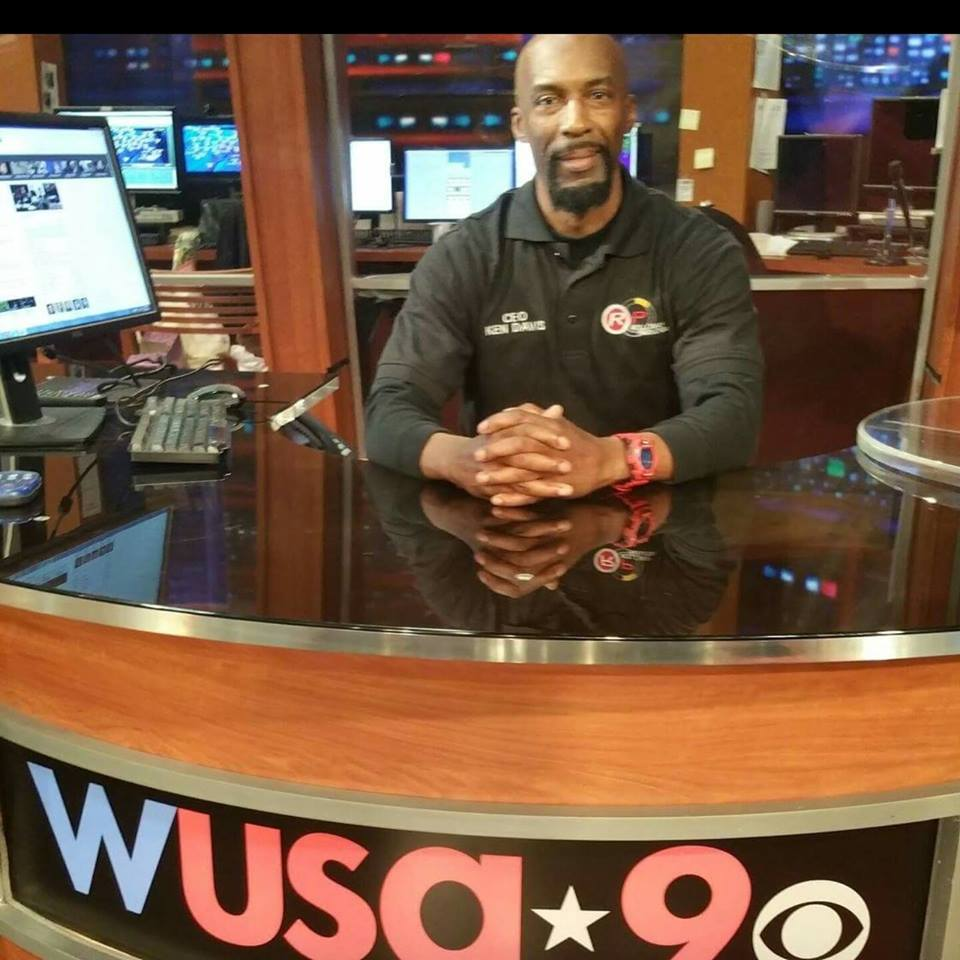 Kenneth Davis guest WUSA9 News