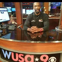Kenneth Davis guest WUSA9 News