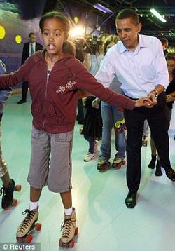 Presidential Barack Obama