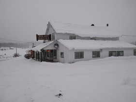 Winter at The Elk City Hotel