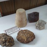 Ore samples