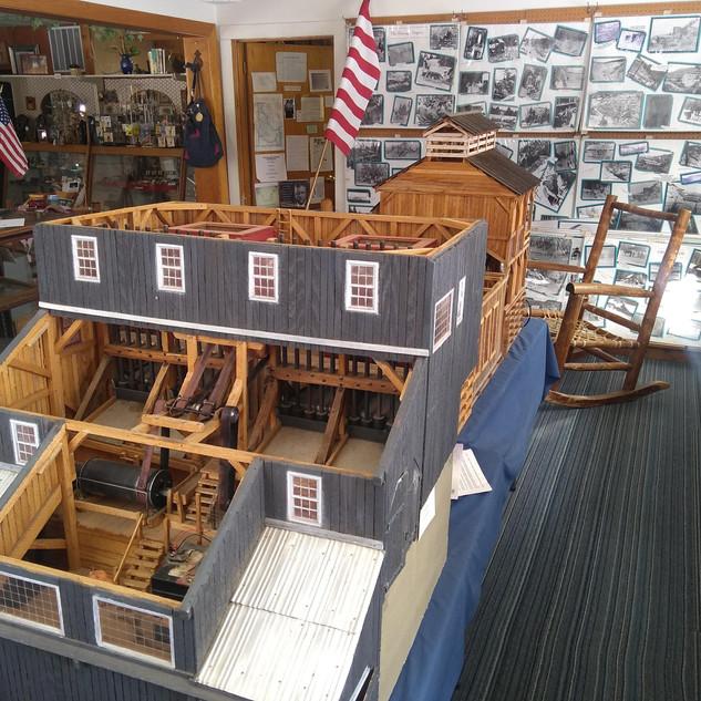 Hardrock Mine Model