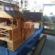 Stamp Mill Model
