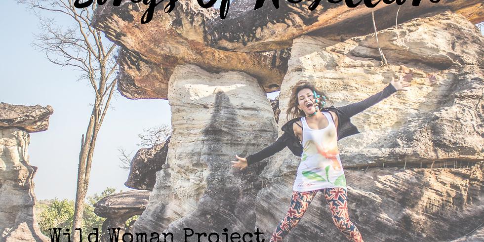 New Moon Circle - Wild Woman Project - New Moon in Aquarius