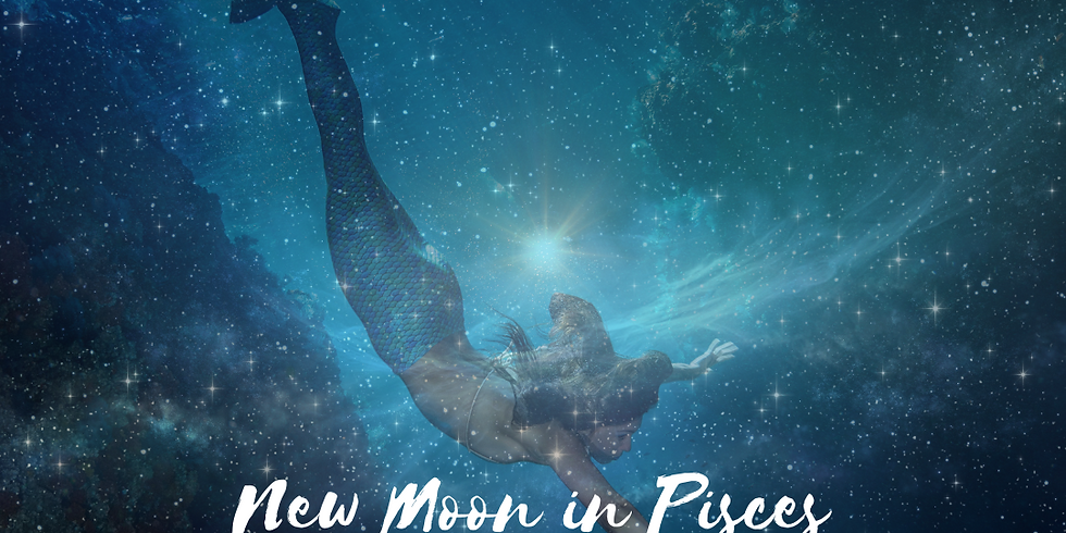 Mystical Moon Sister - New Moon in Pisces