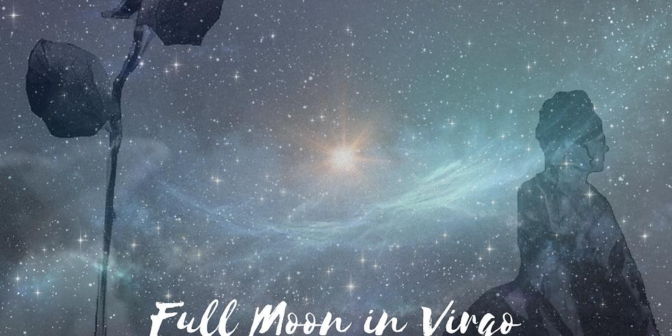 Mystical Moon Sister Circle - Full Moon In Virgo