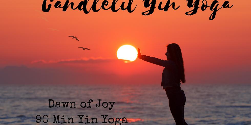 Candlelit Yin Yoga - Dawn of Joy