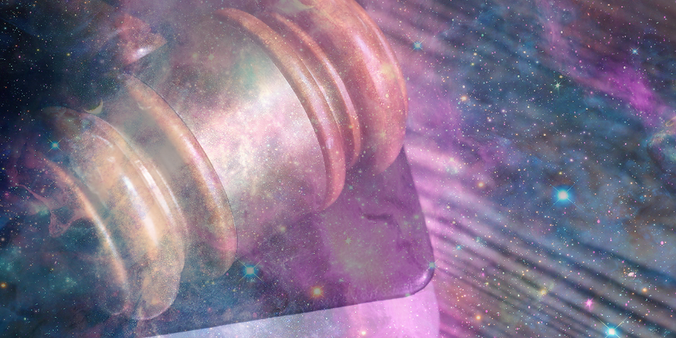 New Moon in Libra - Online Intention Setting Ritual
