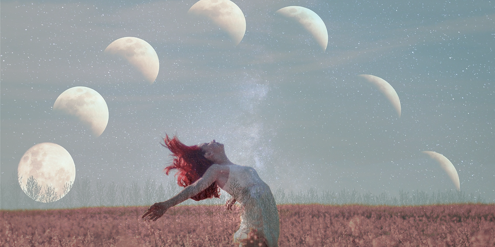 Mystical Moon Sister - New Moon in Capricorn