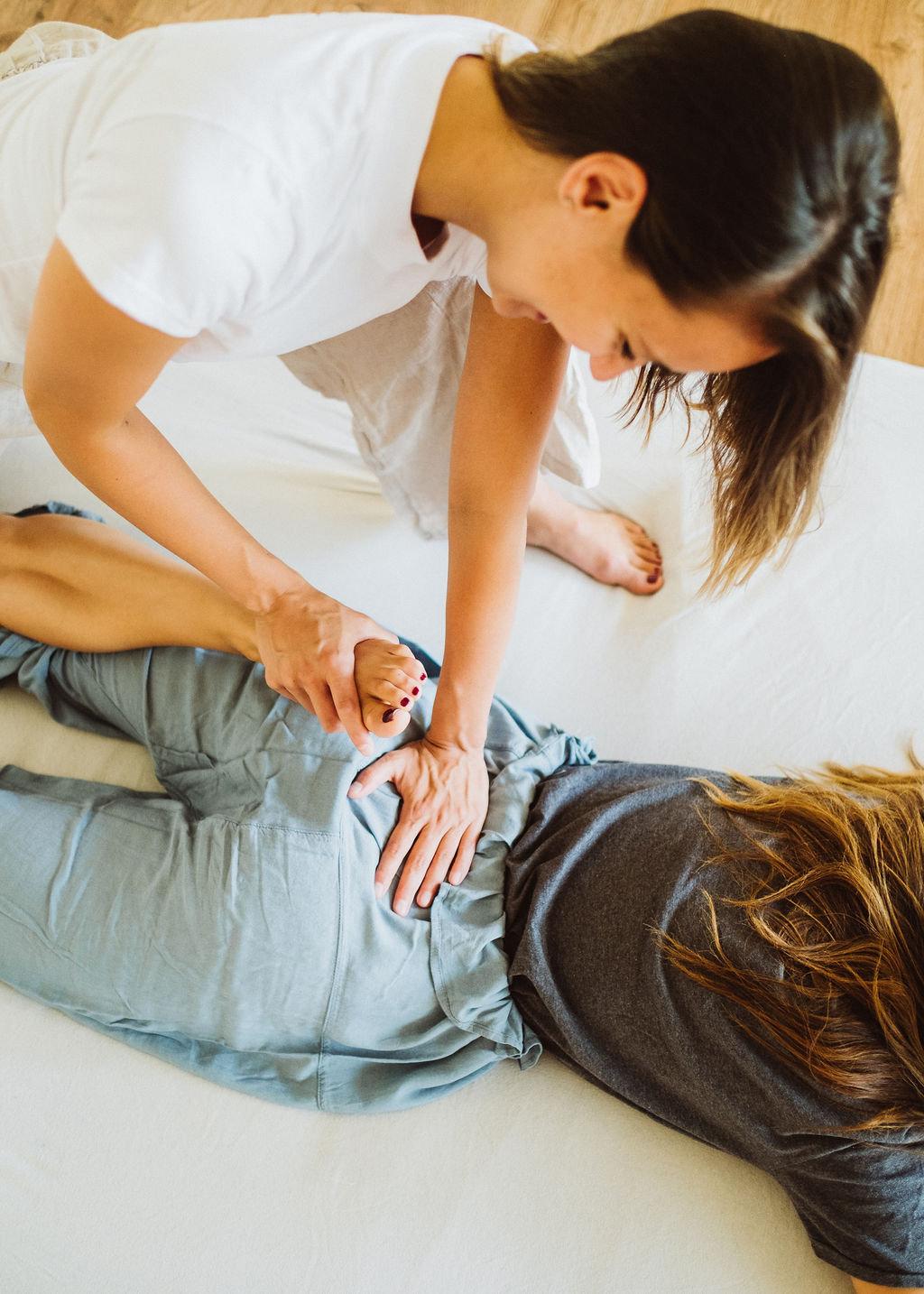 Thai Massage 1h