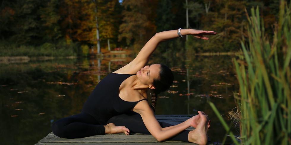 STRETCH: Yoga für mehr Beweglichkeit