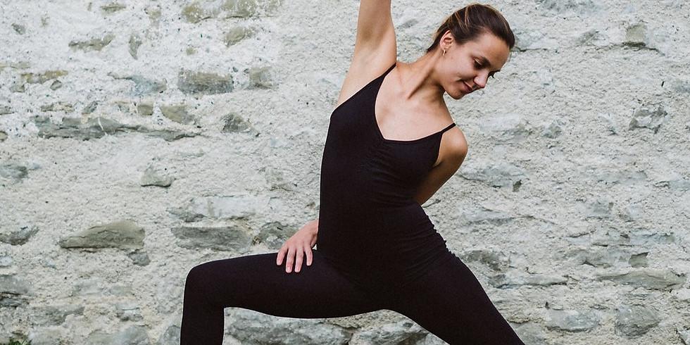 Yoga Basics 2 (Kurs)