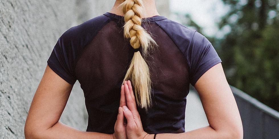 Workshop: Yoga für einen gesunden Rücken