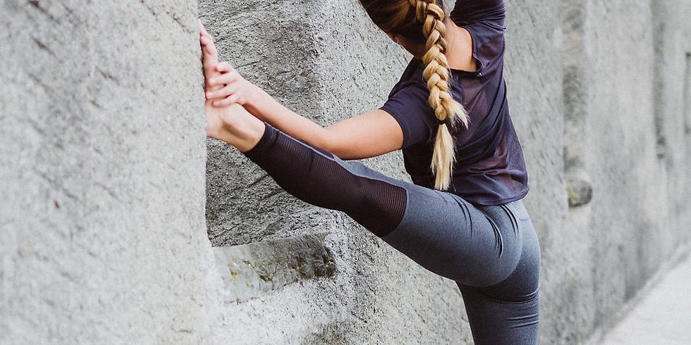 Stretch: Yoga für mehr Flexibilität
