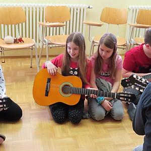 Projekttage VS-NMS-Musikschule