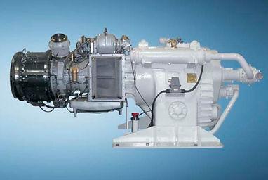 Vericor gas turbine