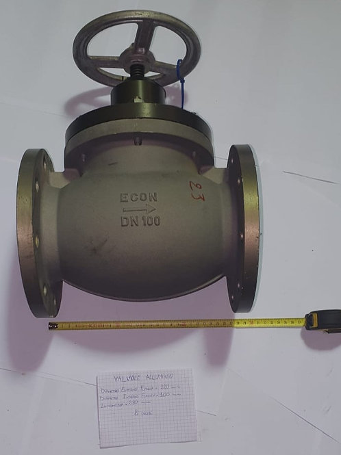 Valvola in Alluminio Ø220mm