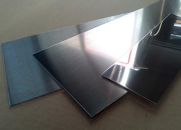 lucidatura acciaio