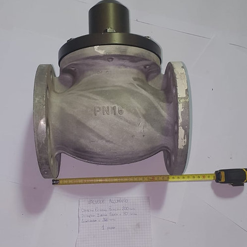 Valvola in Alluminio Ø200mm