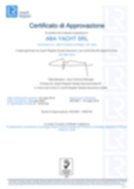 CERTIFICATI LLOYD'S ISO 9001 RINNOVO 202