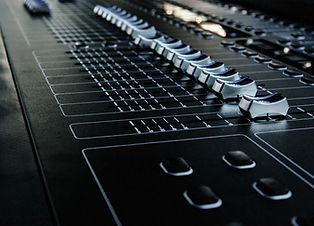 Mixagem de som