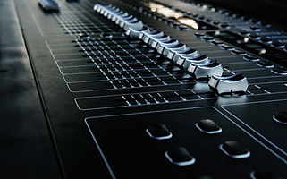 Professional recording studios for unique productions