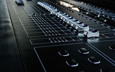mezcla de sonido