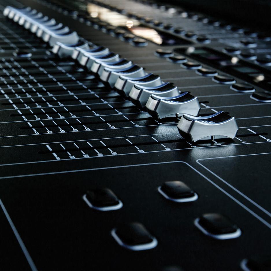 Audio Mix & Sound Design