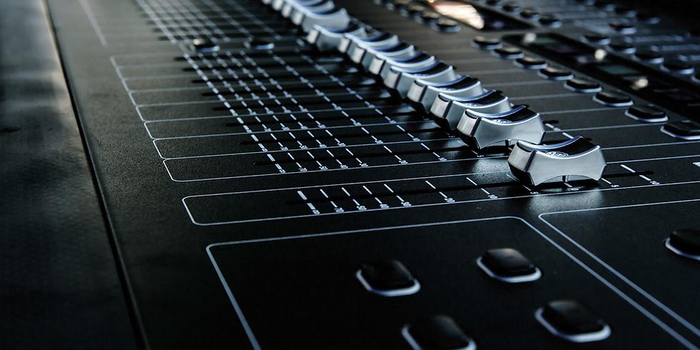 Formation Son : Maîtrise des consoles numériques en audio pro