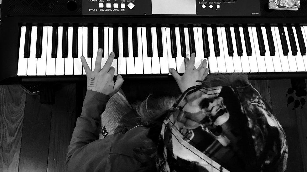Private Lesson Piano 30 min