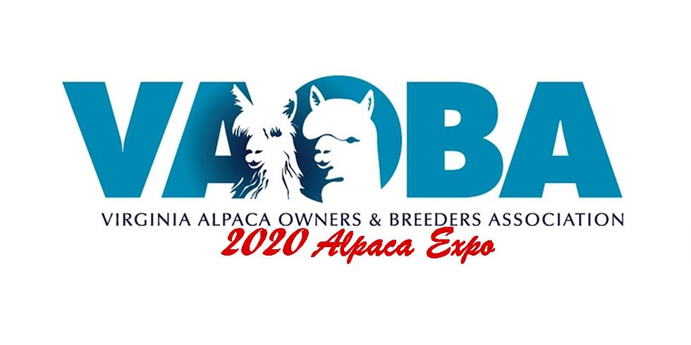 VAOBA Alpaca Expo & Fall Derby