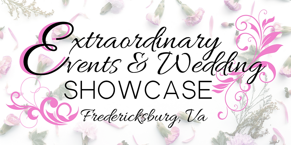 Extraordinary Events & Weddings Showcase