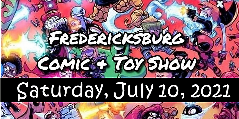 Fredericksburg Comic & Toy Show