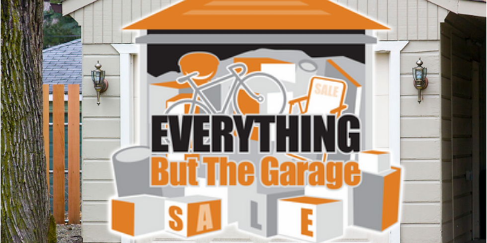 Fall Everything But the Garage Sale