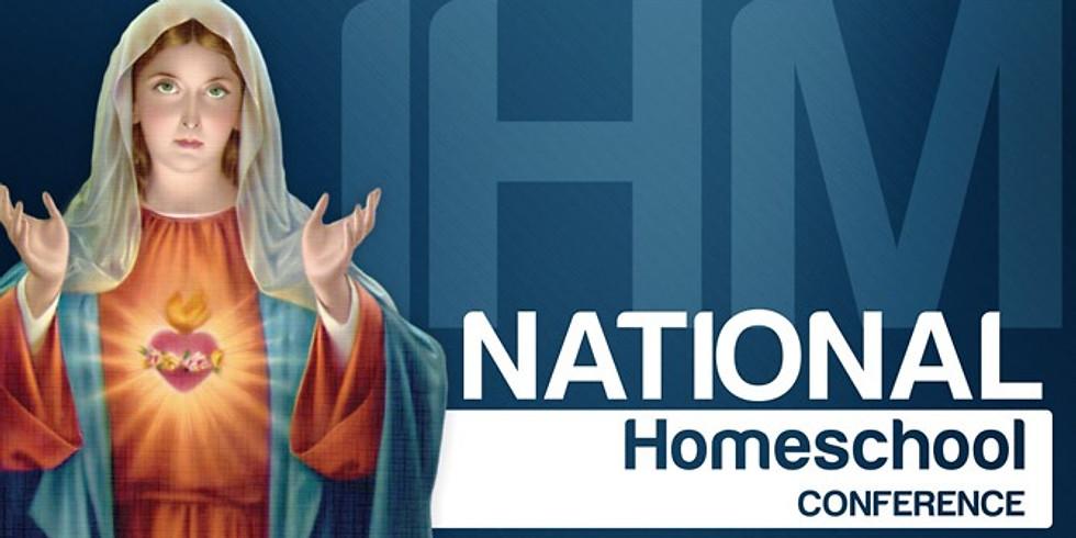 IHM National Catholic Home School Conference
