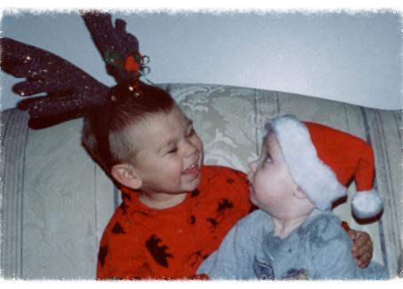 Merry Christmas. May your holidays be joyful