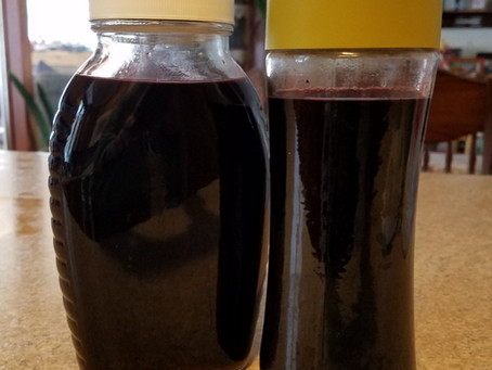 Building Your Immune System with Elderberry