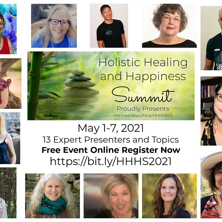 Holistic Healing and Happiness Summit