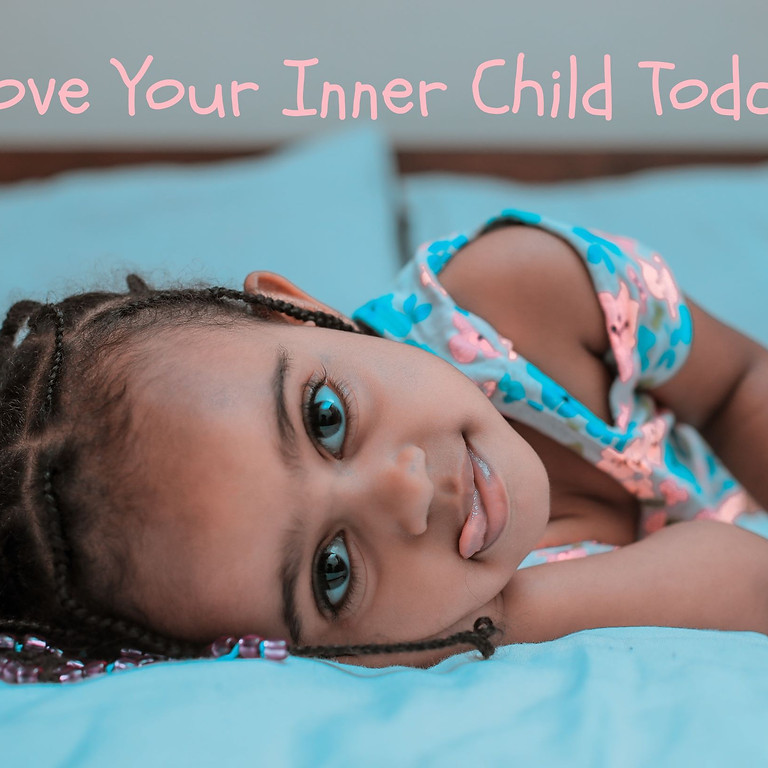 Love Your Inner Child Today