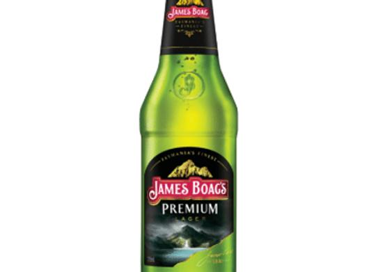 James Boags Premium Bottle - 375mL