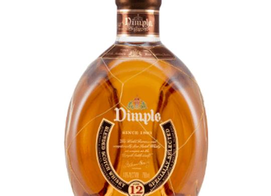 Dimple 12YO Scotch Whisky - 700mL