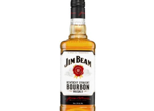 Jim Beam White Label Bourbon - 700ml