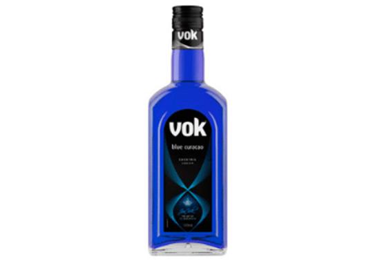 Vok Blue Curacao - 500mL